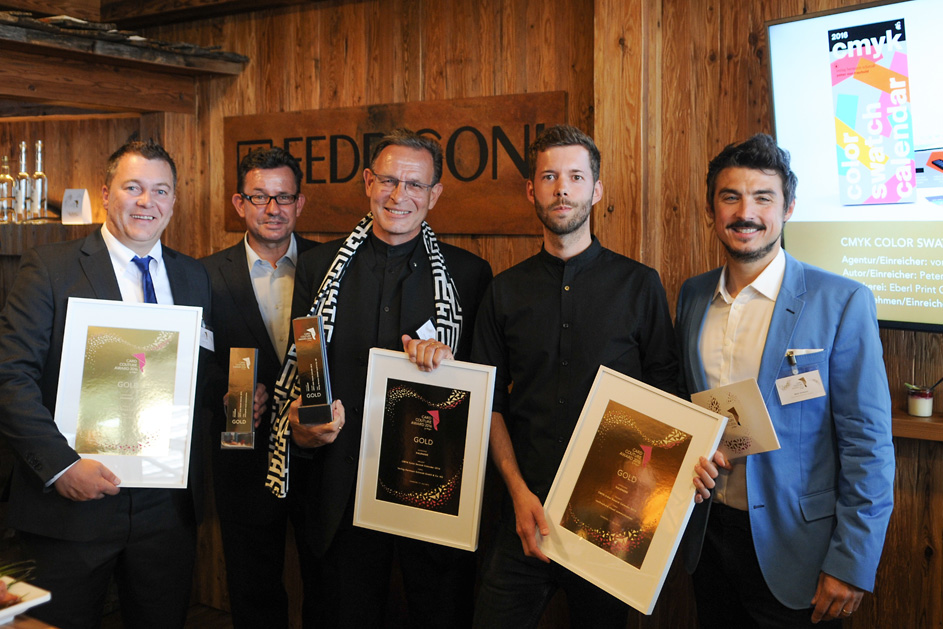 gold at fedrigoni card couture award